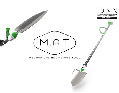 M.A.T: Mechanical Advantage Tool