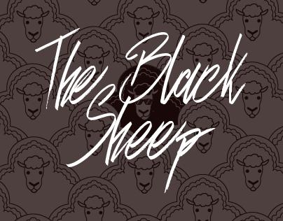 The Black Sheep - Branding -