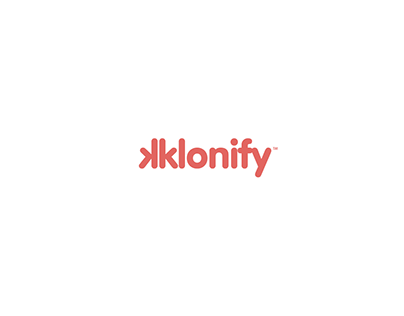 Klonify Branding / Identity