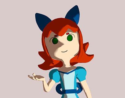 Underland: Personagens e Animação