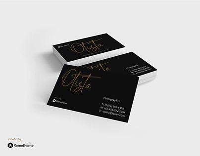 Business Card Mockups vol.1