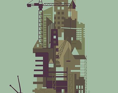 "AAD GOUDAPPEL ""Pandemic Construction Slowdown"""