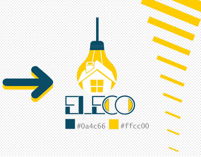 ELECO's Brand identity