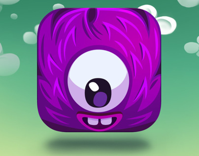 """iOS game """"Woolly Willy"""""""