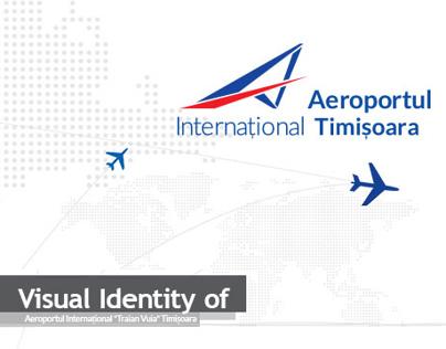 Visual Identity of Timisoara International Airport