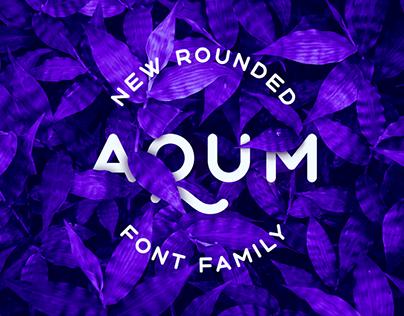 Aqum 2 — Free Font