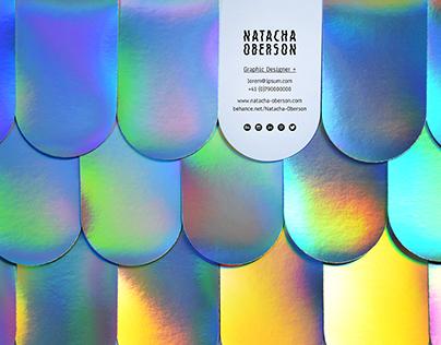 Natacha Oberson – Personal Identity
