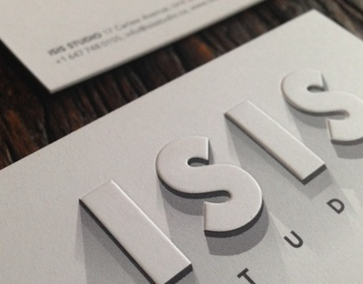 ISIS Studio - Branding