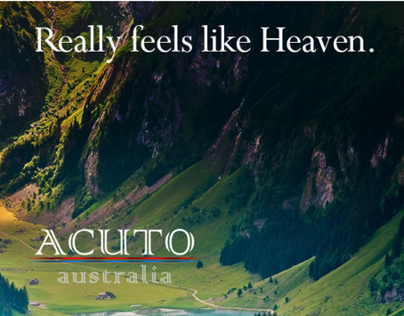 Advertising | Acuto Shoes