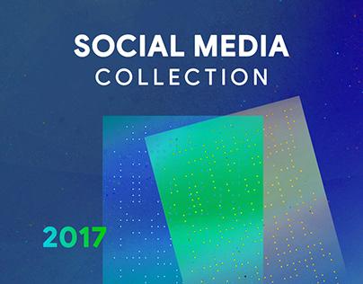 Social Media 2017 Collection