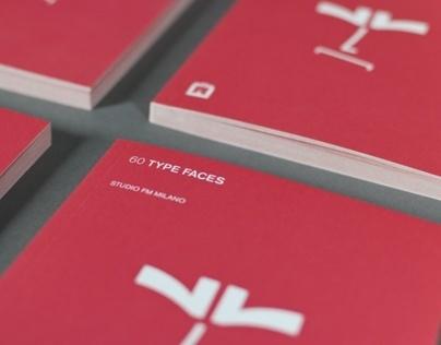 60 Type Faceces