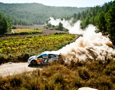 WRC RallyRacc Catalunya 2013