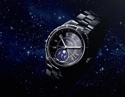 CHANEL - J12 Moonphase