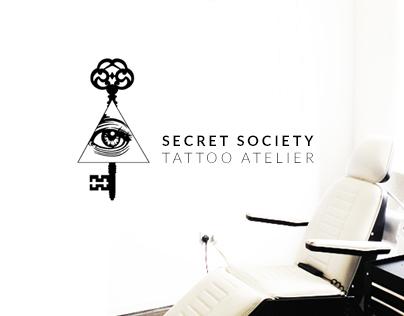 Secret Society Tattoo Atelier website