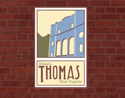 Thomas, WV