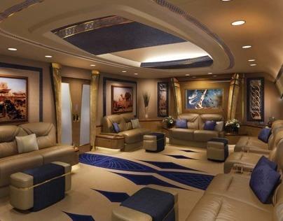 747 Interior Concept