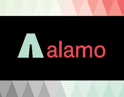Alamo_Brand Identity Design