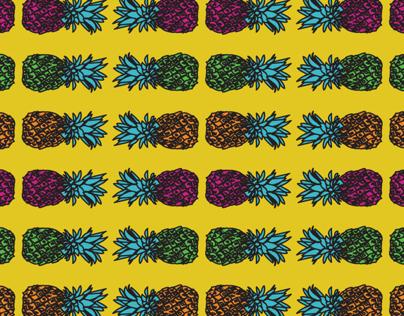 Pineapple Trio Pattern
