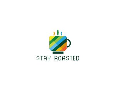 Stay Roasted Website Design including Logo/Branding