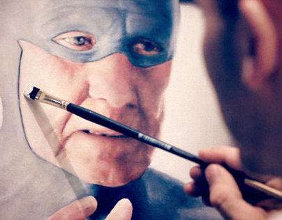 The life of a Superhero – by Andreas Englund