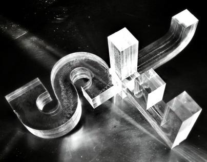 3D Logotype: EtS 1997