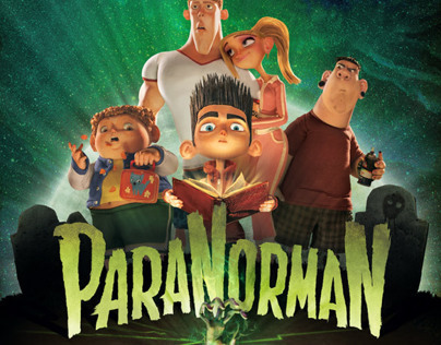ParaNorman Film - Xbox Live Advertising