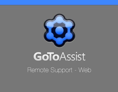 GoToAssist Web First Run Improvements