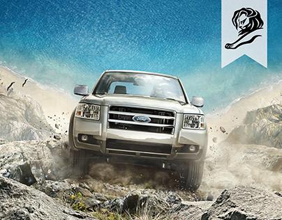 Ford Ranger 4WD