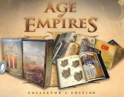 Age of Empires 3, Collectors Edition Box Set