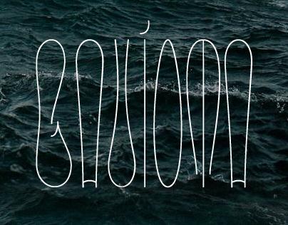 Gaviota Typeface