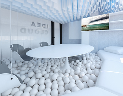 Design concept of the meeting room