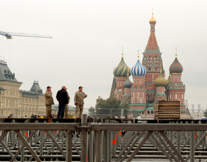 Moscow: The Emerging City