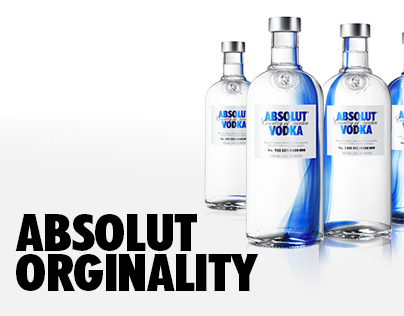 Absolut Vodka - Limited Edition -  Activation