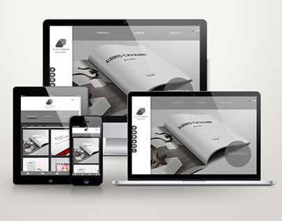 Responsive design | Portfolio personal