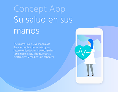 Health concept App