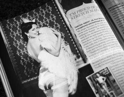 Body Confidence in Burlesque