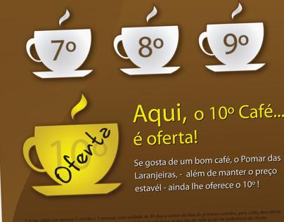 10º Café é Oferta - Promotional Poster
