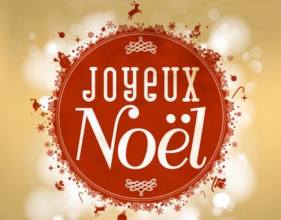 Wonderbox - Gamme de coffrets Joyeux Noël