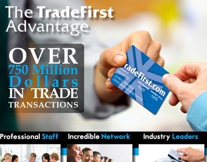 The TradeFirst Advantage Flyer