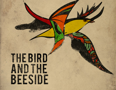 Bird and The Beside Album Cover