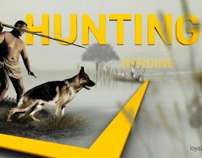 National Geographic / And Man Created Dog / Commercial