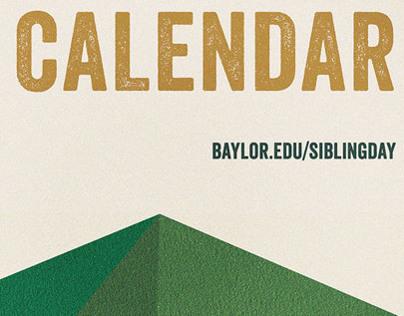 Baylor University's Sibling Day