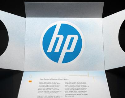 Invitation Series: HP Graphic Arts Experience Center