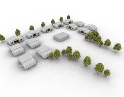 3D concepts for Kununurra Academy