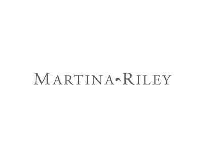 Martina Riley brand identity