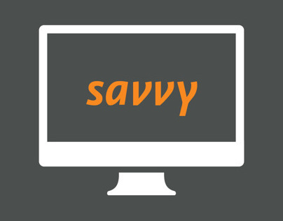 Web Concept: Savvy