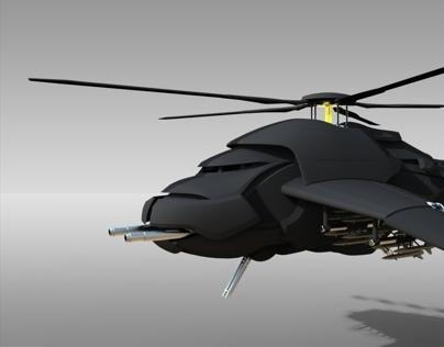 Gunship Concept