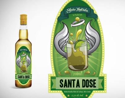 Santa Dose Garrafa