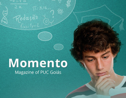 Momento - Magazine of PUC Goias - University