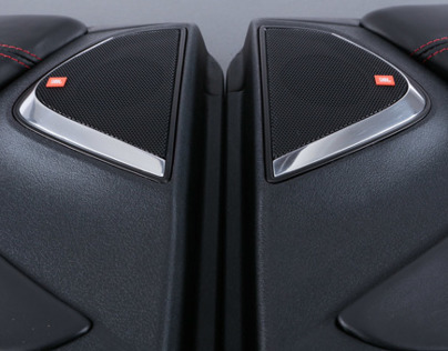 JBL Toyota Avalon Speakers